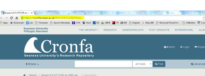 Cronfa_Address