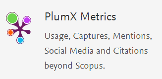 Scopus PlumX